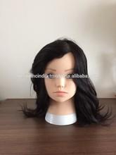 Alibaba Express Virgin Full Lace Brazilian Human Natural Hair Wigs For Black Women