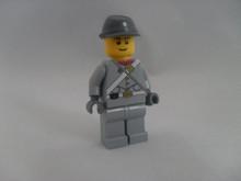 Confederate custom minifigure