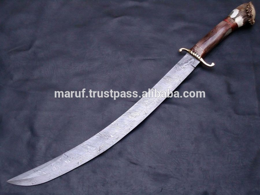 Damascus Steel Sword uk Damascus Steel Swords For Sale Jpg