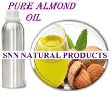 GMP & ISO Approved Almond Oil