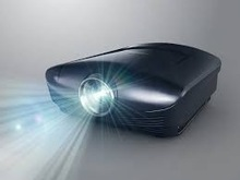 Digital Mini Projector Resolution (Support 4K,designed for Home) Hot) , through HDMI