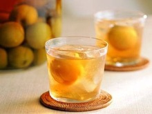Japanese quality and Flavorful distilled of plums for professional use