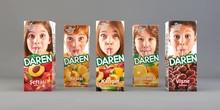 Daren Fruit Juices in tetra pack