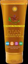 TBC BY NATURE D TAN FACE AND BODY POLISHING SCRUB