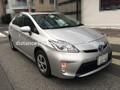 Japonais de gros de haute qualité de seconde main 2012 toyota prius hybride voiture d'occasion du japon bon état 1800cc à faible kilométrage des voitures