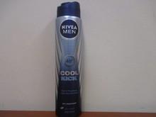 Antiperspirant for men