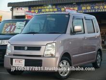 suzuki wagonr pink 2004 japanese and Reasonable suzuki price used car