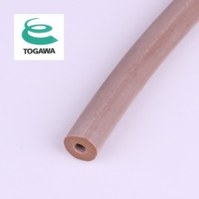 Extruded vacuum rubber tube. TOGAWA RUBBER. Made In Japan. (4inch rubber hose)