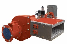 High Velocity gas burner