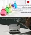 Haute qualité et longue durée haute conductivité électrique peinture à usage industriel