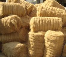 Coconut fiber for mattress