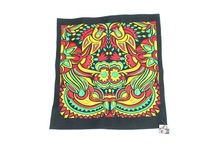 Carnival Tribal Embroidered New Textile - Rasta