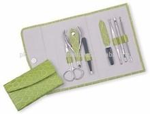 Manicure Pedicure Kit Parrot Green Color