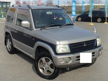 Mitsubishi Pajero Mini XR H58A 2003 Used Car