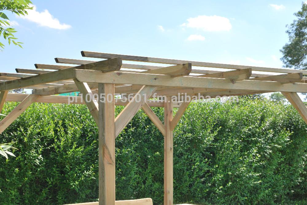 Hanley houten pergola hout luifel bogen pergola 39 s pergola 39 s en brug product id 50013151830 - Pergola hout bedekt ...