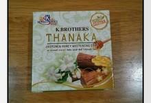 K. Brothers Soap Thanaka Jasmine & Honey Whitening Soap 60grams