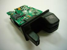 DCR-100 atm pos kiosk manual insert type card reader emv level 1 IC chip card reader magnetic head reader