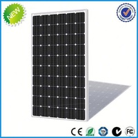 2015 Newest Top monocrystalline solar panel with CE UL TUV