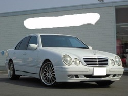 Mercedes-Benz E320 Avant-garde 210065 2000 Used Car