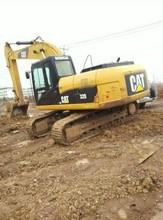 used excavator caterpillar 320D perfect condition, construction machine