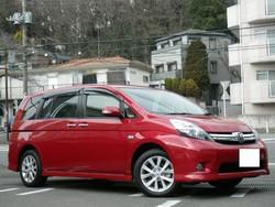 Toyota Isis Puratana V selection ZGM11W 2013 Used Car