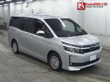 Stock #10819 TOYOTA VOXY HYBRID V - BRAND NEW 2014 WAGON VAN FOR SALE