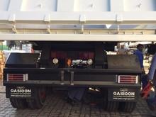 Trailers, Tankers and Diesel Storage Tank