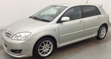 TOYOTA COROLLA 1.6 VVT-I SR Hatchback