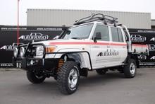 Landcruiser HZJ 79 Double Cab Mining Edition