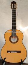 Original New 2011 Vicente Sanchis Model 33 Flamenco guitar with gears