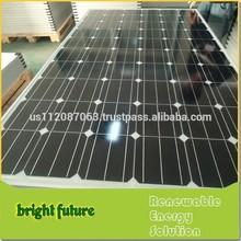 trina solar panel 150w 200w 250w 300w 500w