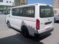 Toyota Hiace 2.5L 15 Seats STD Roof 2014 YM