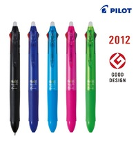 Best-selling good design erasable multi color pen , highlighter available
