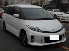 Toyota Estima Aeras ACR55W 2012 Used Car