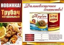 Canned Whelk Russian Far East Shellfish