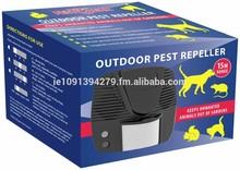 PestClear PROUTDOOR Ultrasonic Animal Repeller