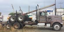 1986 Western Star 4900 FA Log Truck