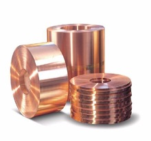 Tough Pitch Copper Roll