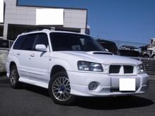 Subaru Forester XT SG5 2002 Used Car