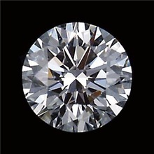 GIA Certified SI2 E-Color 0.61 carat Round Cut Natural Loose Diamond