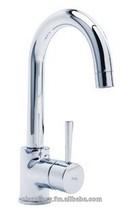 single lever sink with swivel spout (SF-109JS)