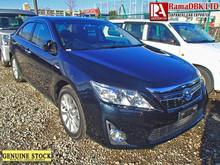 Stock # 37830 TOYOTA CAMRY HYBRID - 2013 USED SEDAN CAR FOR SALE