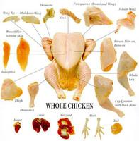 chicken leg quarters for sale