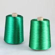 knitting&weaving&sewing use NM 32/2 R/N 50/50 rayon/nylon blend yarn