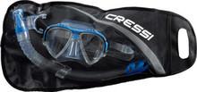 Cressi Dive Mask Snorkel Set Matrix Vip