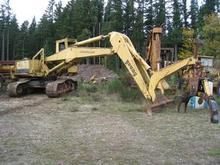 1977 CAT 235 Log Loader Excavator