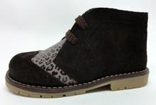 children Suede Desert Boots