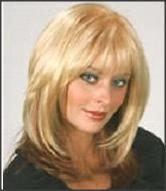 Anna Carin Remy Human Hair Full Lace Wig