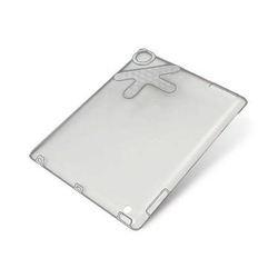 White Color Ultra Slim OK Case for iPad 2