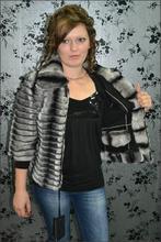 Women Fur Coat-VWF005